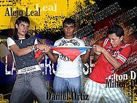 La Quiero Presente - Daniel Ortiz ( prod be Dj Alejo Leal & Dj Milton D.).mp3