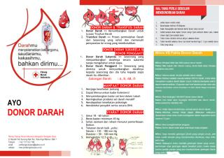 brosur donor darah pmi bengkulu utara.pdf