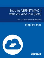 Intro to ASP.NET MVC 4 with Visual Studio - Beta.pdf
