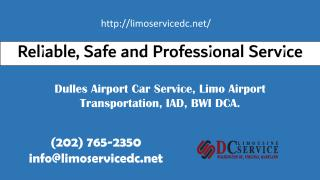 Looking for Car service to Dulles Airport.pdf