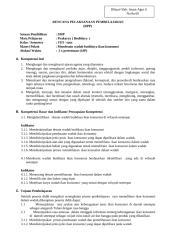 RPP Budidaya Kelas 8 .doc