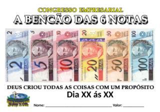 Benção das Seis Notas.docx