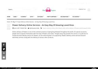 Let The Best Flower Delivery Online Services Ease Your Gift Giving Process.pdf