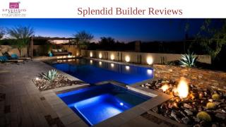 Latest Splendid Builder Reviews Of Bangalore Projects.pptx