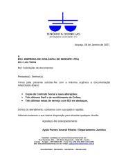 Solicitando doc ESV.doc