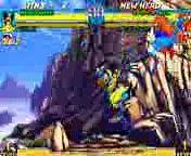 Marvel vs Capcom Wolverine Infinite