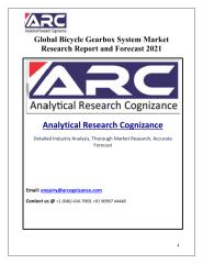 Global Bicycle Gearbox System Market.pdf