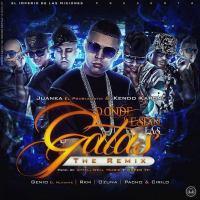 Juanka El Problematik Ft. Kendo Kaponi  Pacho y Cirilo  Genio El Mutante  RKM Y Ozuna - Donde Estan Las Gatas (Official Remix) (WWW.ELGENERO.COM).mp3