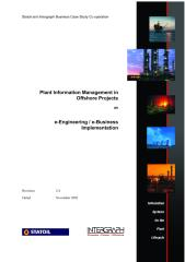 Plant Information Management in Offshore Projects - Statoil.pdf