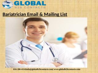 Bariatrician Email & Mailing List (1).pptx