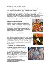 Cubismo no Brasil principais artistas.docx